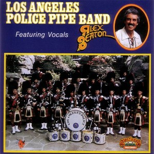 LOS ANGELES POLICE PIPE BAND